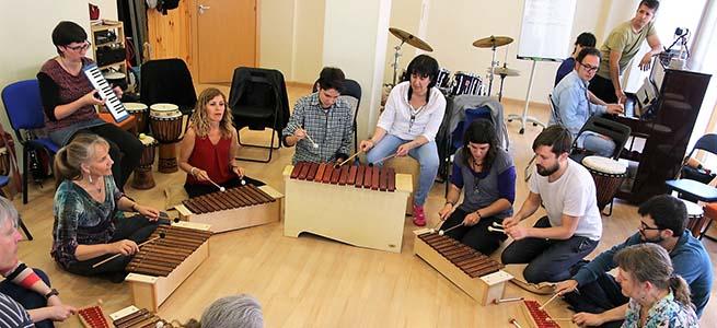teoria y practica  La improvisación musical libre