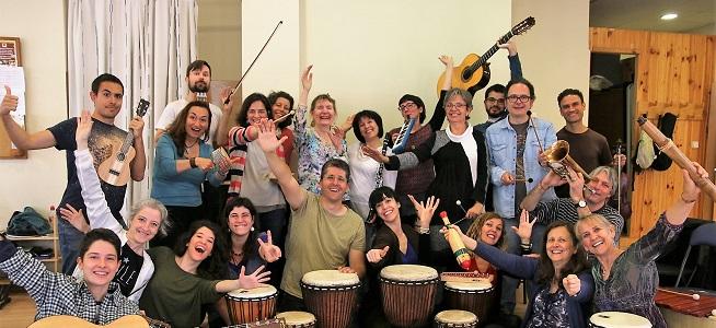 cursos  VI Seminario de Music for people