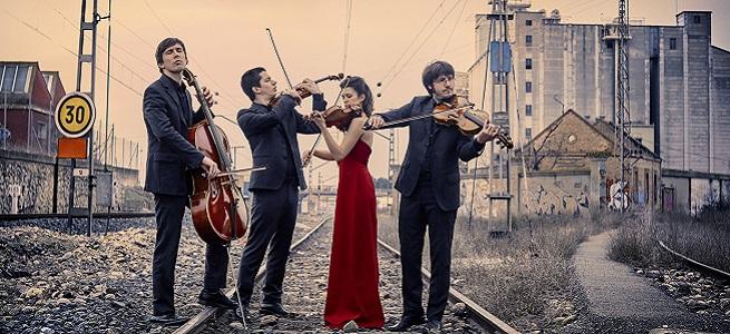 clasica  Sorolla y el Cuarteto Gerhard unidos en un concierto en el Museo Thyssen