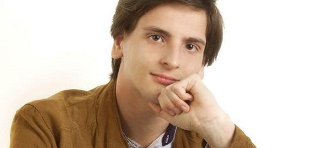 entrevistas  El joven Gabriel Ordás estrena nueva creación con la Orquesta Sinfónica del Principado de Asturias