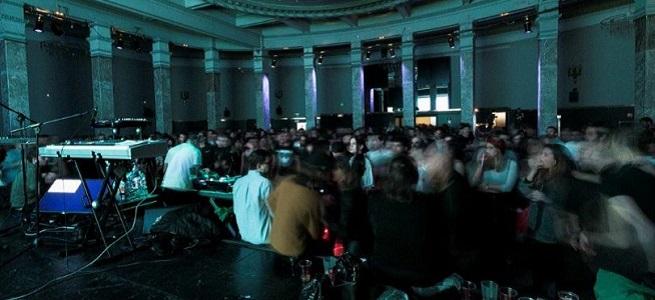 contemporanea  Metacirculo, la mejor música electrónica en el Círculo de Bellas Artes