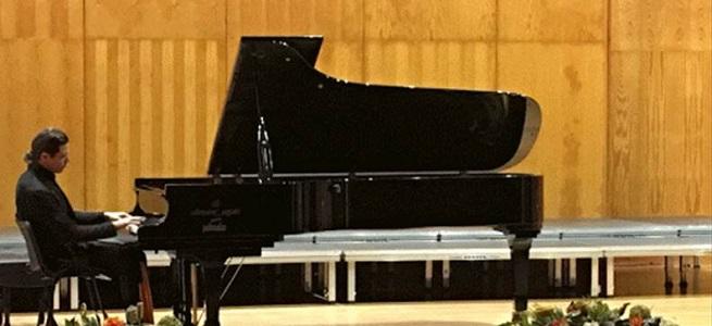 convocatorias concursos  II  Concurso Internacional de piano Ciudad de Vigo
