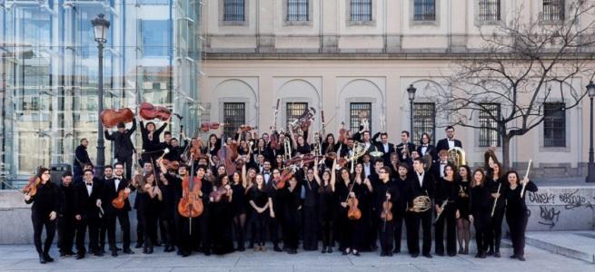 actualidad de centros  Las Orquestas del Real Conservatorio Superior de Música de Madrid salen a escena