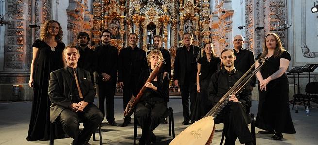 temporadas  Espiritualidad e innovación con La Grande Chapelle y Neopercusión en el Teatro Auditorio de San Lorenzo de El Escorial