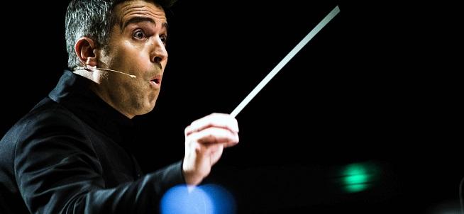 entrevistas  Constantino Martínez Orts, director de la FSO, habla de su próximo concierto para la UAM