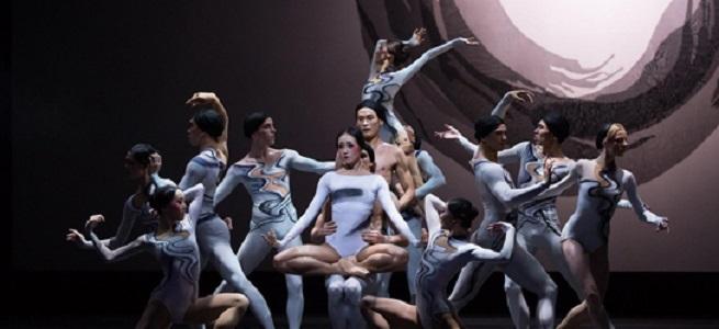 contemporanea danza  El Hong Kong Ballet une danza y mística oriental con la música de Mozart y Beethoven en el Teatro Auditorio Escorial