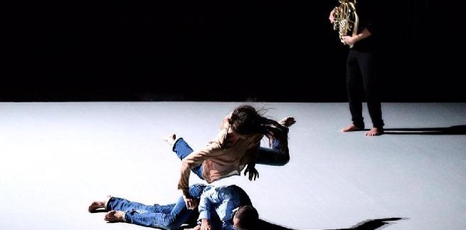 contemporanea danza  La desnudez, de Daniel Abreu en el Auditorio UC3M