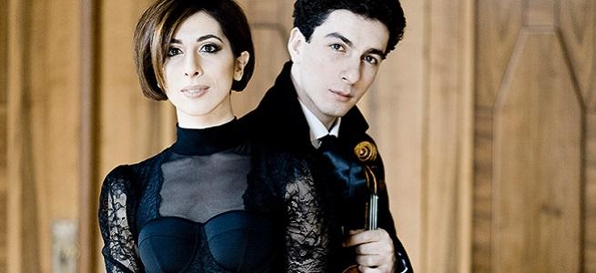 clasica  Los hermanos Sergey y Lusine Khachatryan debutan en La Filarmónica