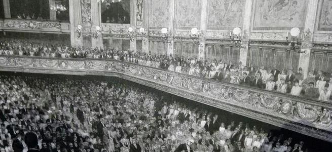 notas al reverso  Sones de trompeta y vanguardia en la 'era Andris Nelsons' de la Gewandhaus de Leipzig