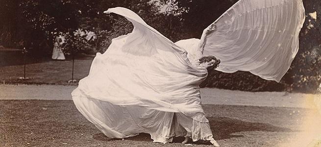contemporanea danza  La bailarina del futuro. De Isadora Duncan a Joséphine Baker