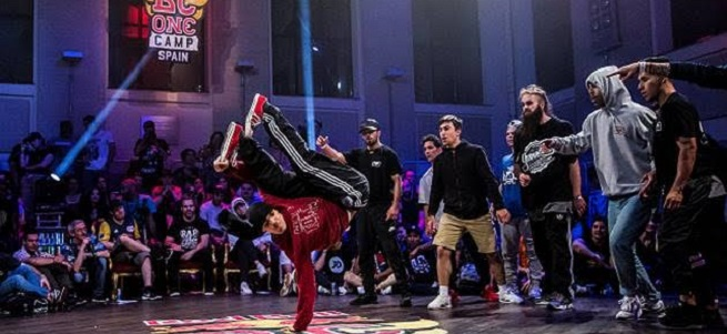 contemporanea danza  Red Bull BC One Camp, tres días de talleres y competiciones de baile urbano en La Casa Encendida