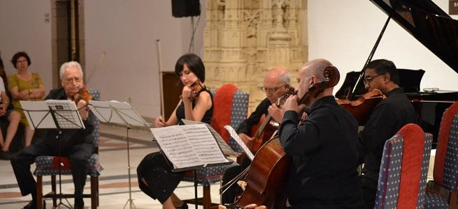 "cursos de verano 2018  LXI Curso Universitario Internacional de Música Española. ""Música en Compostela"""