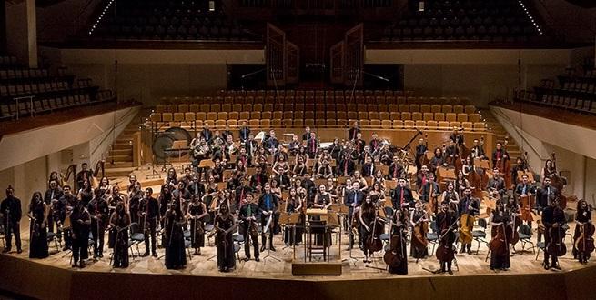 clasica  Grupos de Cámara de la Joven Orquesta Nacional de España (JONDE) suenan en el Auditorio Nacional
