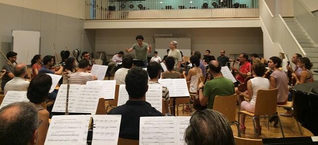 cursos de verano 2018  XII Curso Internacional de Dirección de Orquesta. Antoni Ros Marbà 2018