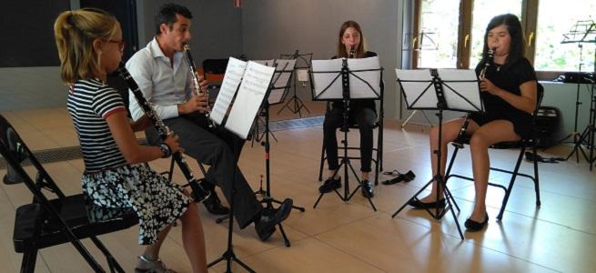 cursos de verano 2018  Campus Musical Valle de Tena