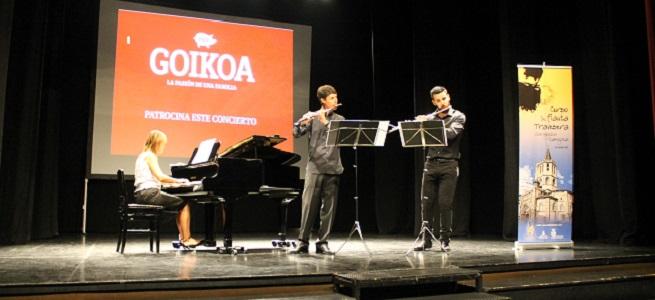 cursos de verano 2018  V Curso flauta travesera
