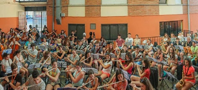 cursos de verano 2018  Curso Internacional de Música de Astorga
