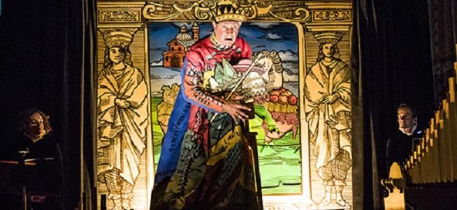 antigua  Nao d'amores regresa a La Abadía con una reflexión sobre la noción y la unidad de Europa
