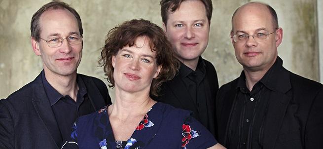 clasica  El Mandelring Quartett, de gira por España