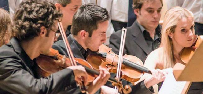 cursos de verano 2018  VII Curso Internacional de directores de orquesta del Escorial