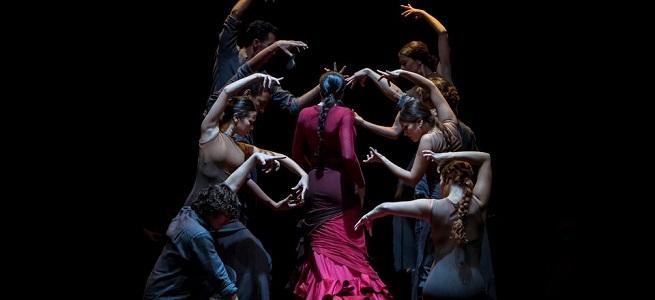 espanola  Maria Pagés estrena Una oda al tiempo, el reflejo de doce sentimientos en doce escenas en los Teatros del Canal