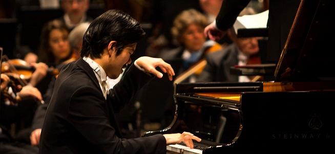 """premios  El pianista Honggi Kim se convierte en el primer coreano en ganar el Premio """"Jaén"""" de Piano"""