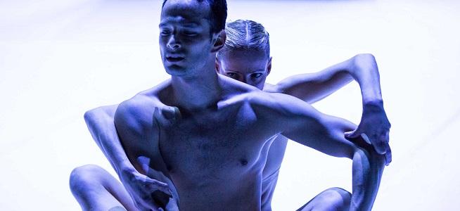 contemporanea danza  La Dresden Frankfurt Dance Company hace su presentación en el Teatro Real