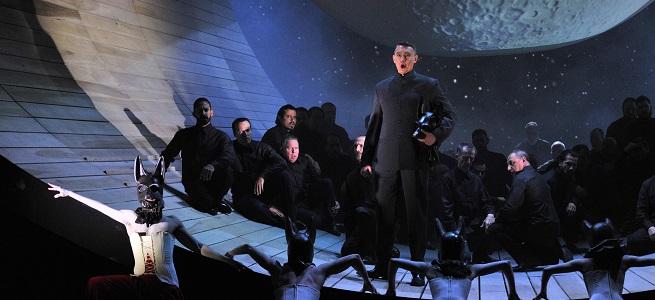 lirica  Estreno Mundial de la nueva producción Demon, ópera rusa nunca vista en el Liceu
