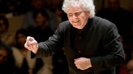 Sir Simon Rattle © Berliner Philharmoniker