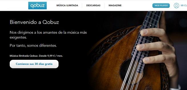 informatica y electronica  Se presenta en España Qobuz: el servicio de música con el mayor catálogo en sonido en Alta Resolución del mundo