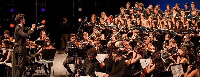 clasica  La Sinfonietta del Real Conservatorio Superior de Música de Madrid en el Auditorio de la UC3M