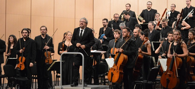 clasica  Carmina Burana suena en el XXVIII Ciclo Sinfónico UPM