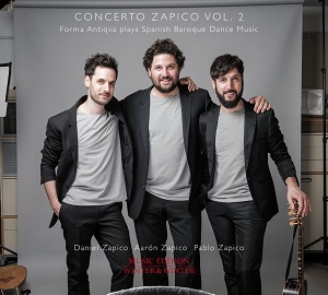 cdsdvds  Estilo Zapico, donaires y danzas