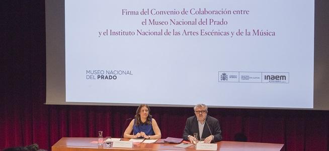 temporadas  Música, teatro y danza en la celebración del Bicentenario del Museo del Prado