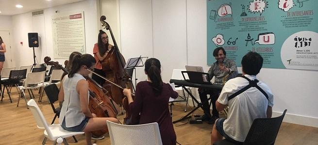cursos de verano 2018  III Curso Internacional de Formación Musical Ciudad de Ávila