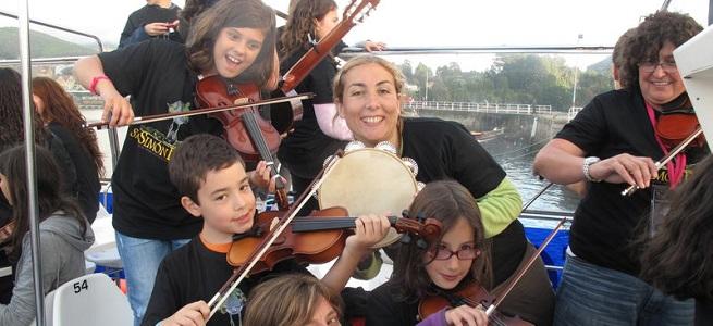 cursos de verano 2018  Curso San Simón Fiddle