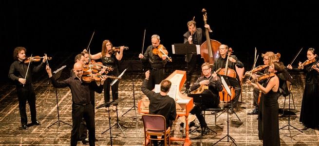 entrevistas  Ottavio Dantone y la Accademia Bizantina, embajadores de la Música Barroca veneciana