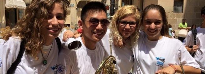 cursos de verano 2018  VII International Summer Brass Festival Alicante 2018