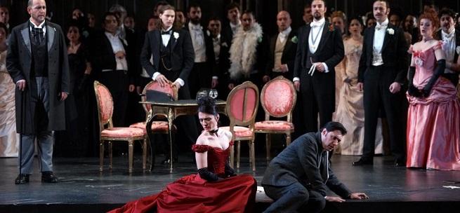 temporadas  Boris Godounov, Don Pasquale, la Traviata y Don Giovanni en la temporada primavera verano de Cinesa