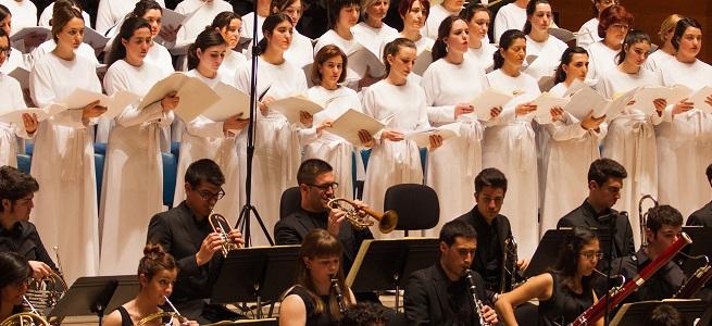 lirica  La Orquesta Sinfónica de Musikene y el Orfeón Donostiarra en el Teatro Arriaga con el Requiem de Cherubini