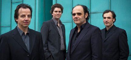 Aleph Quartett © Andreas Brehme
