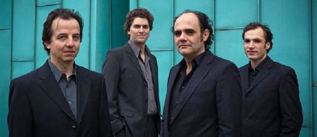 contemporanea  Concierto ALEPH Cuarteto de Guitarras y Clases Magistrales en el Museo Reina Sofía organizado por Goethe Institut