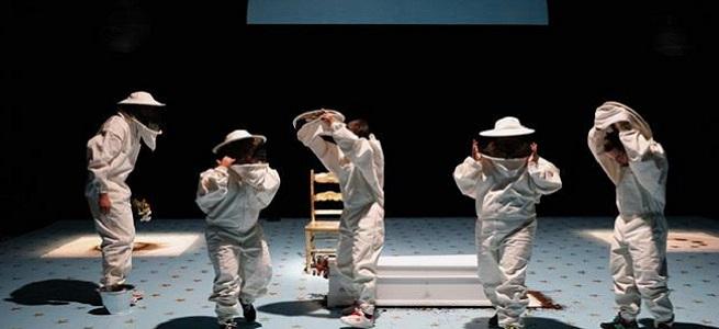 contemporanea danza  Angélica Liddell regresa a España para presentar su Trilogía del infinito en los Teatros del Canal
