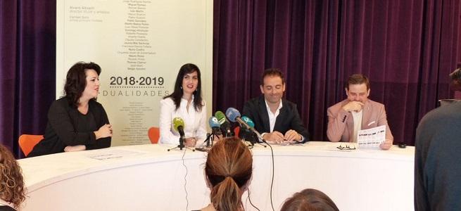 temporadas  Nueva temporada de la Orquesta de Extremadura con destacada presencia de artistas extremeños