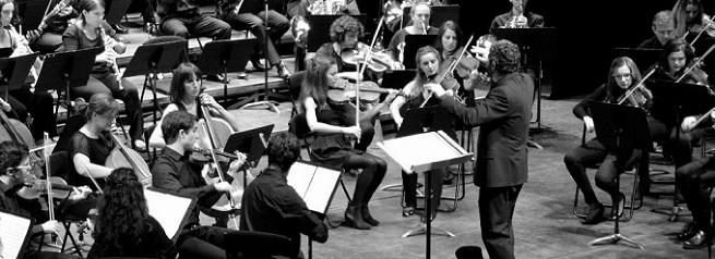 clasica  Destino y tragedia con la Orquesta de la Universidad Carlos III de Madrid en el Auditorio de la UC3M