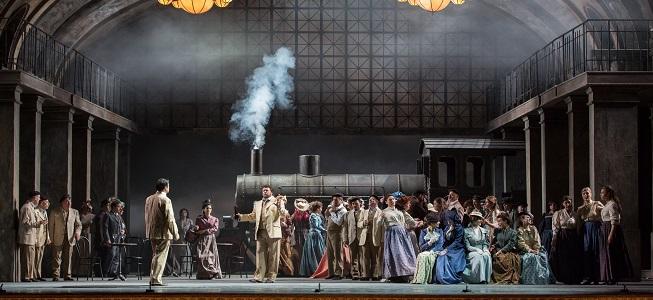 lirica  Nueva producción de Manon Lescaut de Puccini en el Liceu