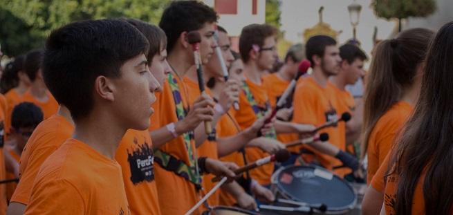 cursos de verano 2018  XVII Festival Percufest
