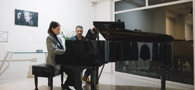 clasica  Ciclo de conciertos de piano comentados en la Galería Toro