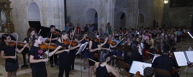 cursos de verano 2018  IV Curso de violín en Menorca