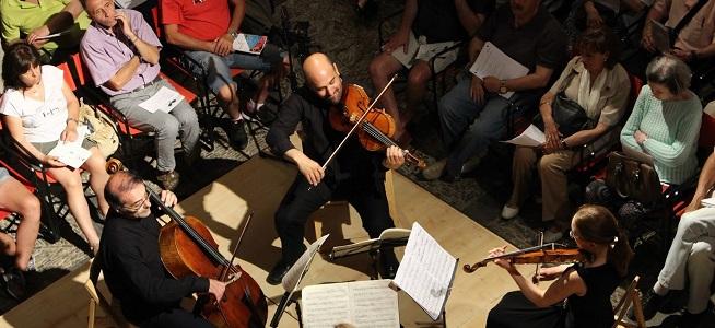 festivales  VI Festival Internacional de Música de Cámara de Musethica